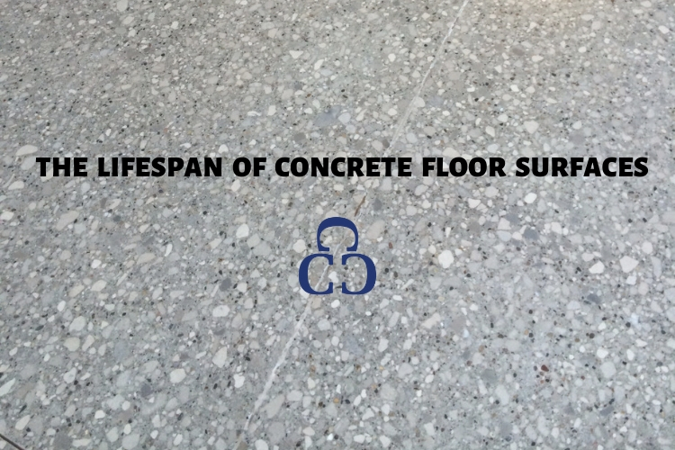 The lifespan of concrete floor surfaces