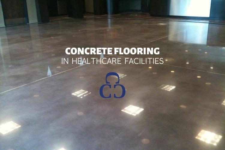 Concrete Flooring in Healthcare Facilities