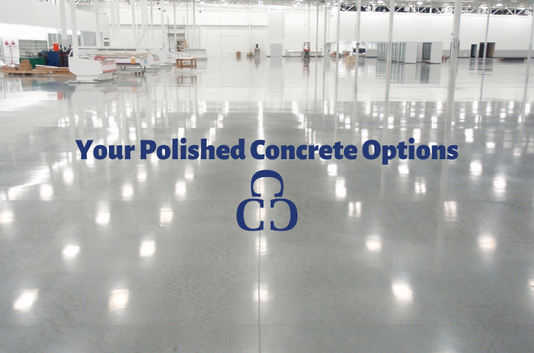Your Polished Concrete Options