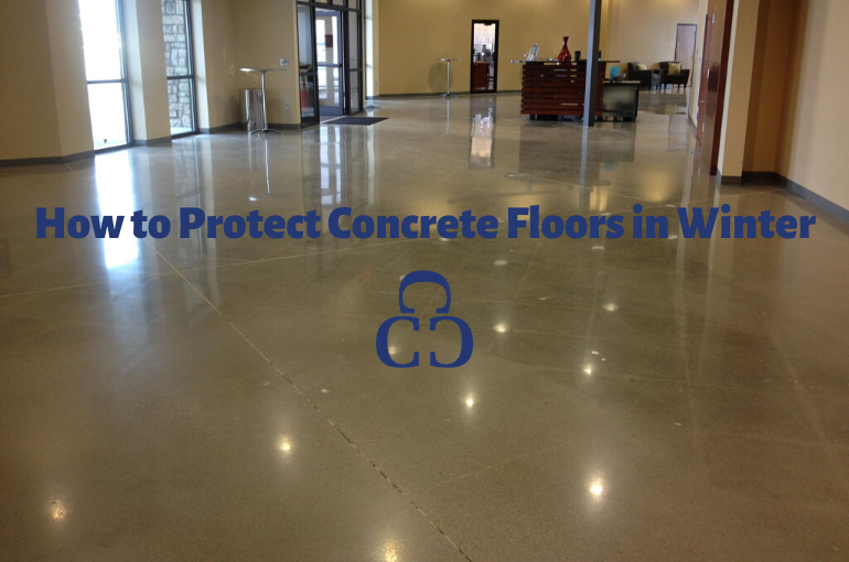 Update: How to protect concrete floors in winter