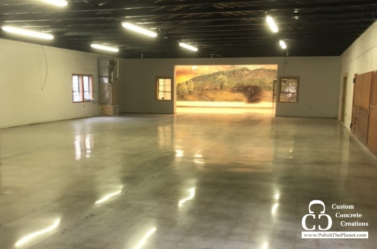 Why Polished Concrete Is One Of The Most Eco-Friendly Flooring Solutions