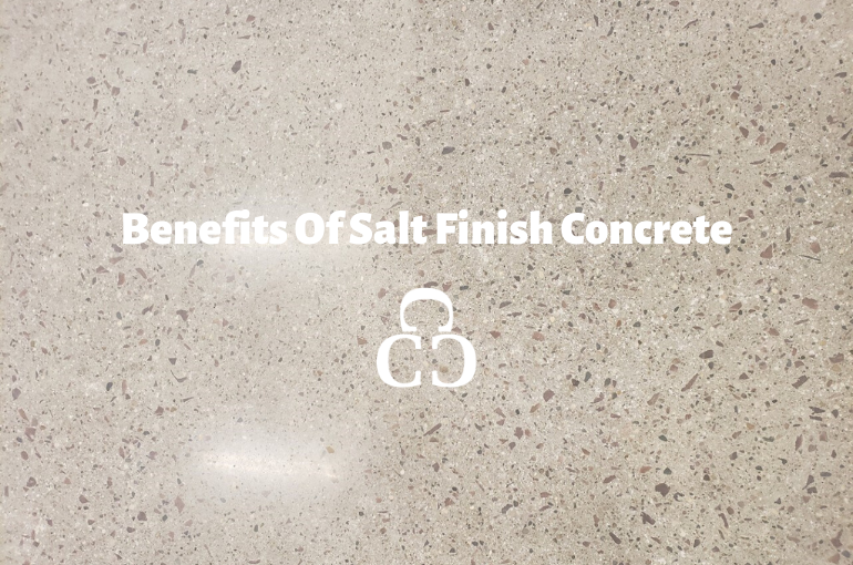 Benefits Of Salt Finish Concrete