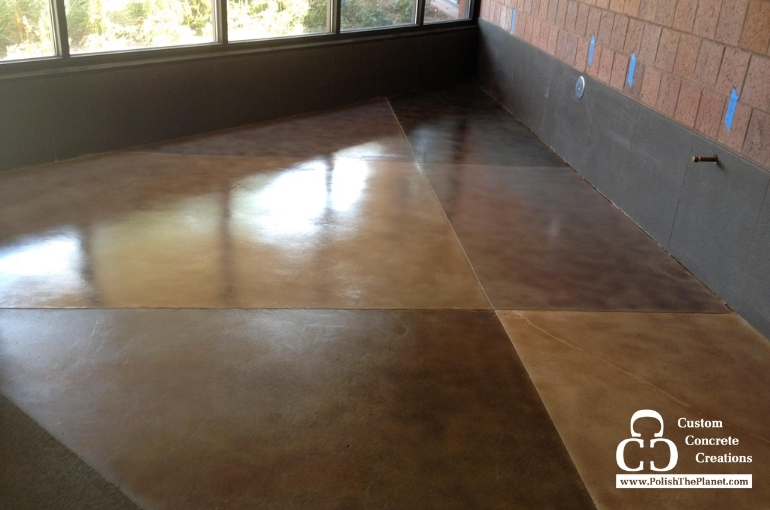 Pros and Cons of Colored Concrete