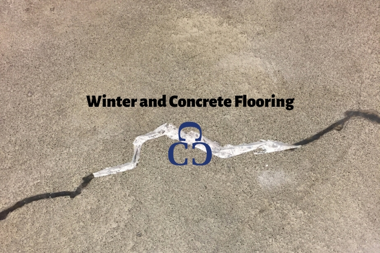 Winter and Concrete Flooring