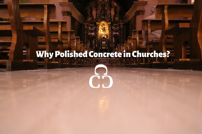 Why Polished Concrete in Churches?