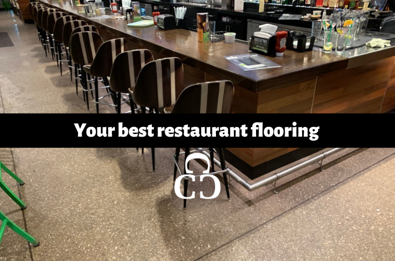 Your best restaurant flooring