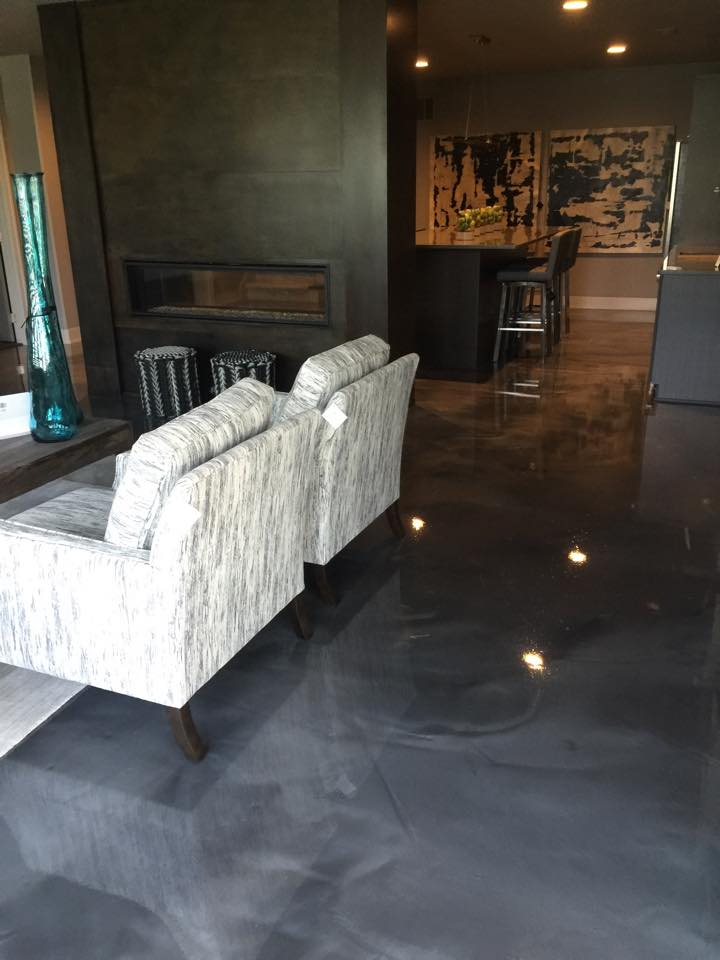 Residential Concrete Floors: The Next Big Thing