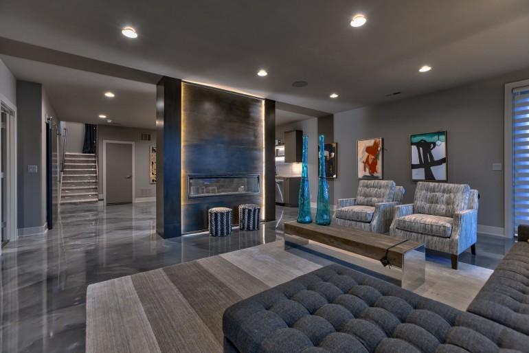 Concrete Marble Floors
