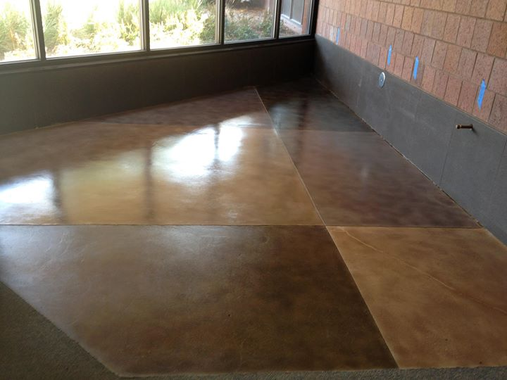 Finished Concrete Floors: The Pros and Cons