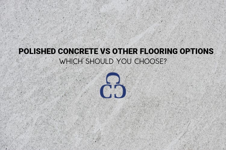 Polished concrete vs other flooring options - Which should you choose?