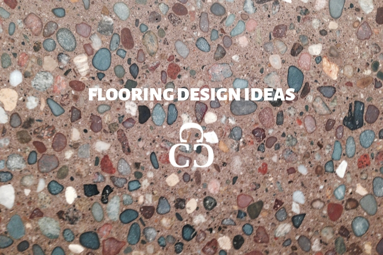 Concrete flooring design ideas
