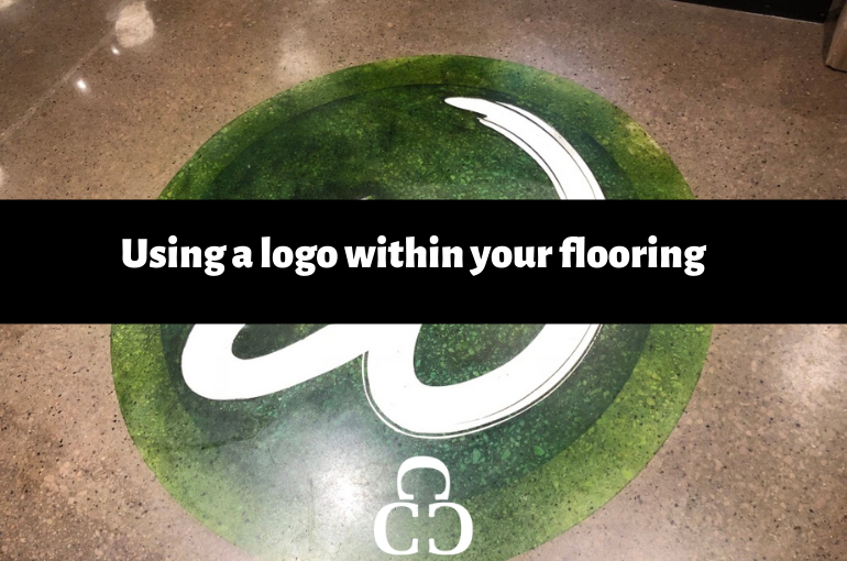 Using a logo within your flooring