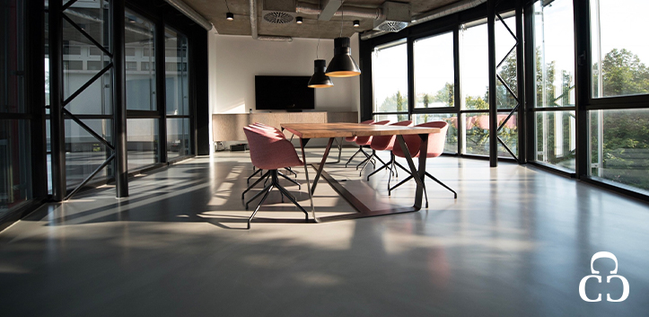 Epoxy or polished concrete for your business?