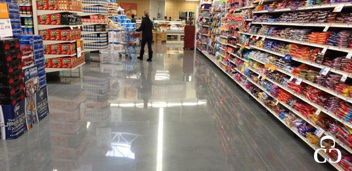 Five Benefits of Having Concrete Floors