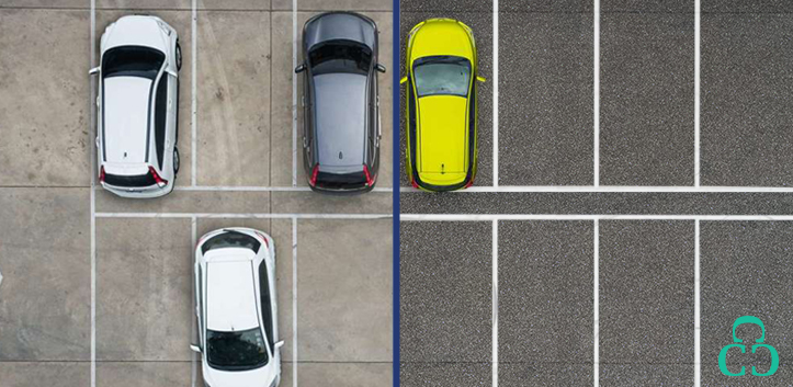 Concrete vs. asphalt parking lots: pros and cons