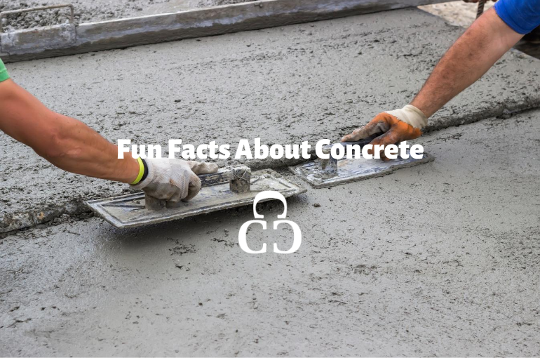 Fun Facts About Concrete