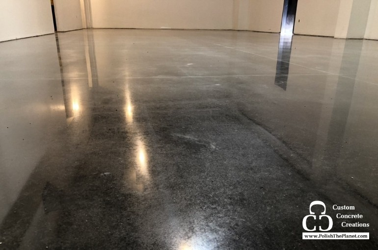 Tips On Cleaning Your Concrete Floors