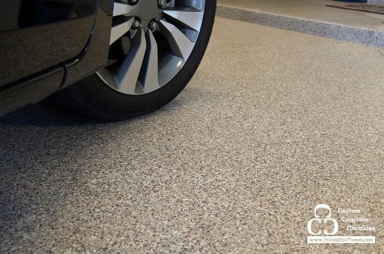 Tips On Maintaining Your Epoxy Coating Floors