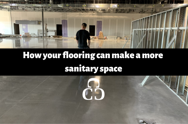 How your flooring can make a more sanitary space