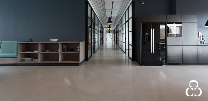 Why polished concrete floors are perfect for office spaces