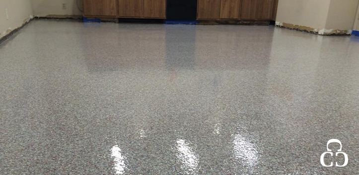 The pros and cons of epoxy creations in commercial buildings