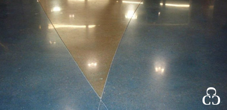 The scoop on scored concrete floors in commercial buildings