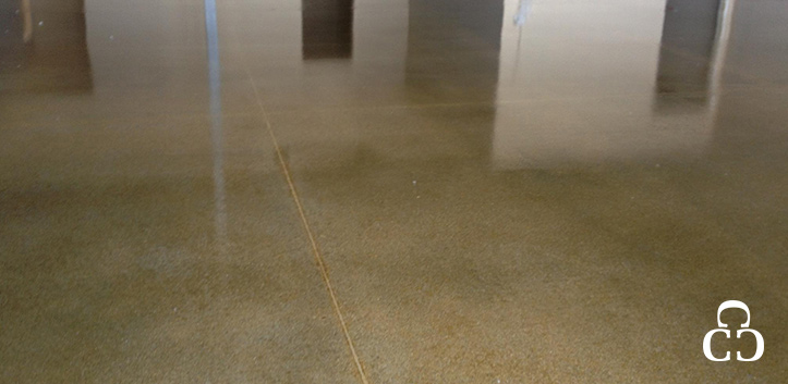 Concrete floors for everyday living