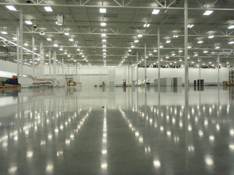 Polished Concrete Overlays: A Solution for Problem Floors