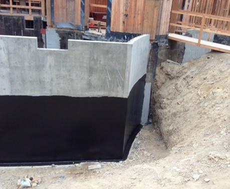 Waterproofing Concrete Foundations