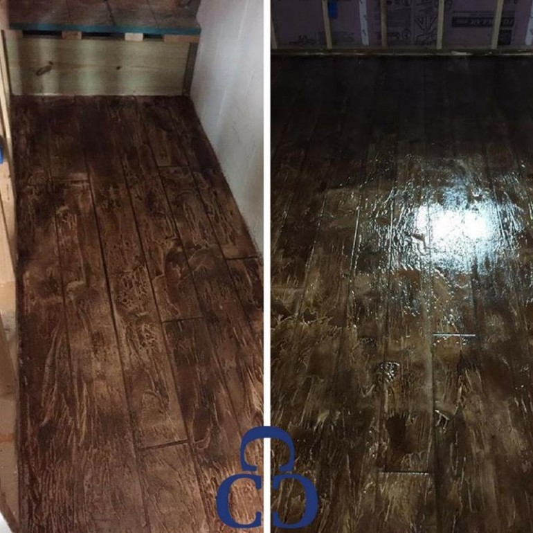 Ways To Cover Hardwood Flooring: Four Ways To Cover Concrete Floors