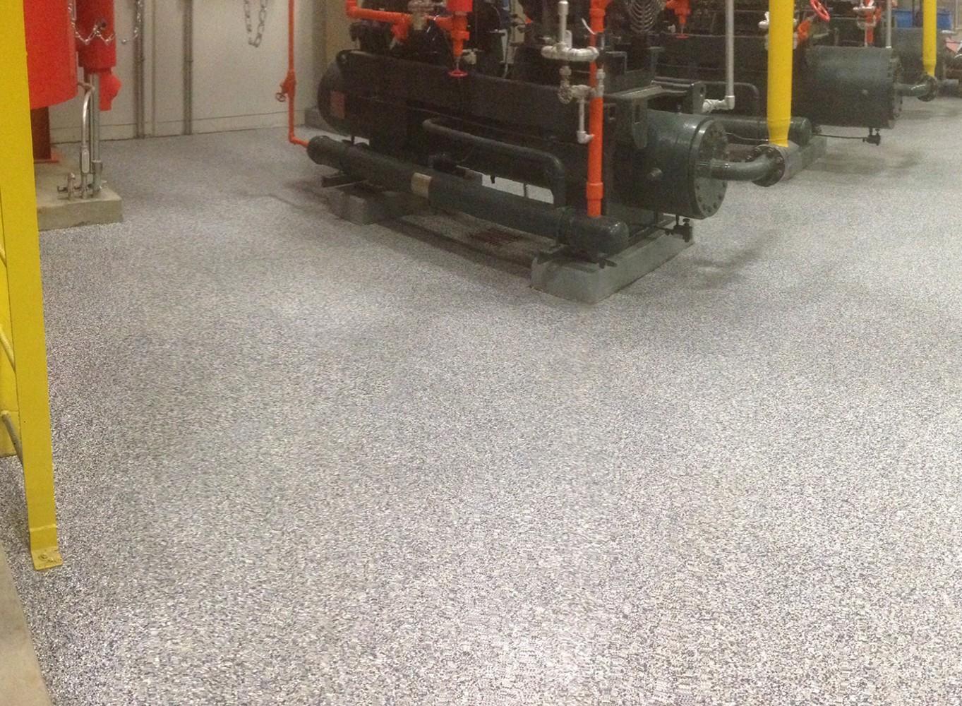 Acrylicon Flooring